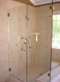 Custom Shower Enclosures