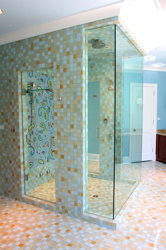 Frameless Shower Door Virginia